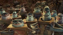 Laika Releases Final Trailer for 'The Boxtrolls'