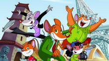 Atlantyca Announces New Sales of 'Geronimo Stilton'