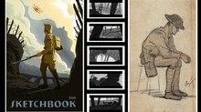 Blue Sky Animator Chris Williams Kickstarting 'The Sketchbook'