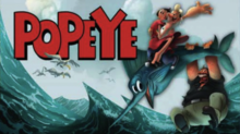 First Look: Promo Image Showcases Genndy Tartakovsky's 'Popeye'