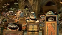On the Set of Laika's 'The Boxtrolls'