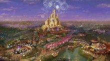 Philippe Gas to Head Shanghai Disneyland