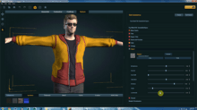 Mixamo Fuse Adds Support for Kinect for Windows v2