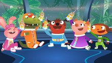 Scholastic Media's 'Astroblast' Aims for the Stars at MIPJunior