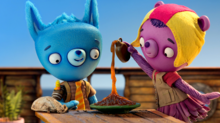 Amazon to Debut Preschool Series 'Tumble Leaf'