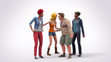 Shilo Creates New Character Animation Spots for EA 'The Sims 4'