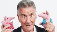 Michael Palin to Narrate New 'Clangers' Series