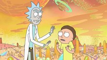 'Rick and Morty: The Complete First Season' Crash Lands Oct. 7
