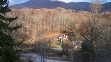 Thanksgiving Holiday in the Mountains