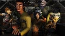 Disney XD Orders Second Season of 'Star Wars Rebels'