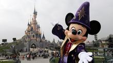 Walt Disney Co. to Bail Out Euro Disney Theme Park