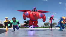 Watch: Disney's 'Big Hero 6' Sizzle Reel from NYCC
