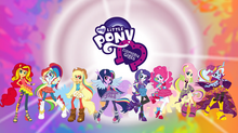 'My Little Pony Equestria Girls: Rainbow Rocks' Available October 28