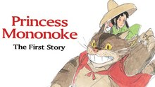 VIZ Media's Studio Ghibli Library Imprint Releases 'Princess Mononoke: The First Story'