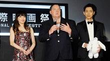 John Lasseter Pays Tribute to Hayao Miyazaki at Tokyo Film Festival
