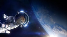 Framestore Launches Feline into Space for O2 Spot