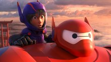 Don Hall and Chris Williams Talk Disney's 'Big Hero 6'