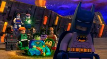 'LEGO DC Comics Super Heroes: Justice League vs Bizarro League' Out on Blu-ray Feb. 10
