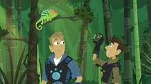 9 Story's 'Wild Kratts' Takes World by Storm