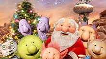 'Q Pootle 5' Christmas Special Set for Cbeebies