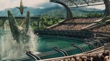 Universal Unleashes First Official 'Jurassic World' Trailer