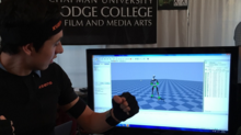 Chapman University Showcases Xsens Motion Capture Solutions at CTN 2014