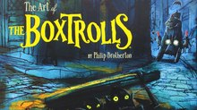 Book Review: The Art of The Boxtrolls