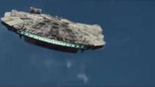 Shanks FX Creates Stop-Mo Version of the New Millennium Falcon