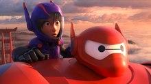 Disney's 'Big Hero 6' Arrives on Blu-ray Feb. 24