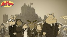 New 'Arthur' Episode Will Travel to 'Downton Abbey'