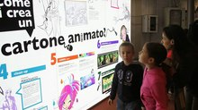 Rainbow Launches Cartoon Lab Exhibit in Rome