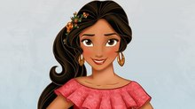 Disney Unveils First Latina Princess, Elena of Avalor