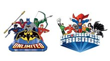 Warner Bros. & DC Entertainment Develop Toy-Based Slate
