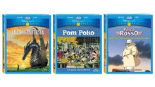 Coming Soon…to Your Living Room: Studio Ghibli Titles on Blu-ray