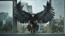 Method Brings Tecate's Black Eagle to Life