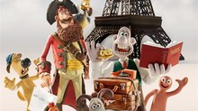Aardman Art Exhibit Launches in Paris