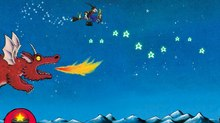 Magic Light Pictures Takes Flight With New 'Room On The Broom' App