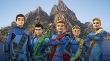 ITV Readying 'Thunderbirds Are Go' for Japan