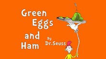 Netflix Orders Dr. Seuss's 'Green Eggs and Ham' to Series