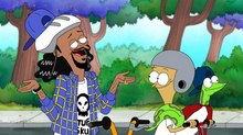 Snoop Dogg Gets Animated for 'Sanjay and Craig'