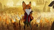 Ginnifer Goodwin and Jason Bateman Head to Disney's 'Zootopia'