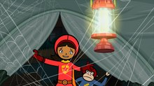 'WordGirl' Gets Set for Action-Packed Summer of Reading