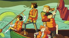 Fox Adapting 'Lumberjanes' Comic for Live Action Feature