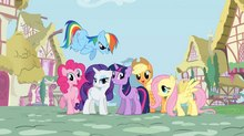'My Little Pony: Friendship is Magic' Celebrates 100th Episode