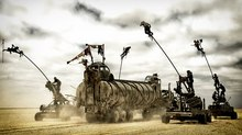 Tom Wood Travels 'Mad Max: Fury Road'