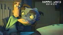 'Roommate Wanted' Short Brings Claymation Aesthetic to CG