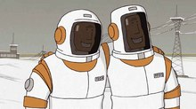 Bronzit's 'We Can't Live Without Cosmos' Takes Cristal at Annecy 2015