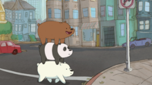 Cartoon Network Debuts We Bare Bears at Comic-Con International: San Diego 2015