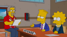 Simpsons Creator Matt Groening Sued in Domestic Lawsuit