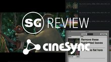 Cospective's cineSync 3.6 Adds Shotgun Integration